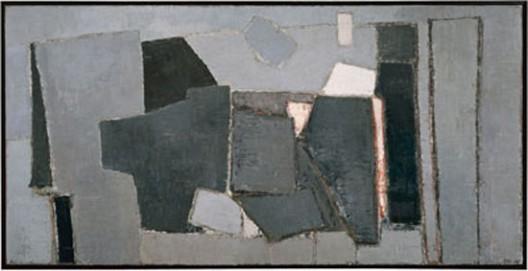 Nicolas De Staël's Composition 1950 Highlight at Sotheby's
