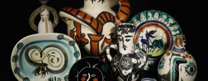 Important Ceramics by Pablo Picasso To Sell at Sotheby's in London on May 7