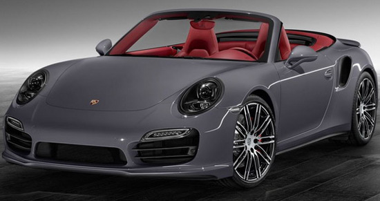 Porsche is already so exclusive, but that does not stop some, to make it even more exclusive