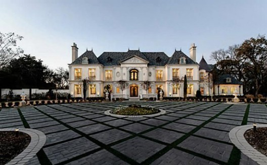 Prestigious French Château In Texas