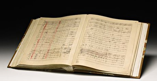 The Only Surviving Manuscript of Rachmaninov's Greatest Symphony at Sotheby's