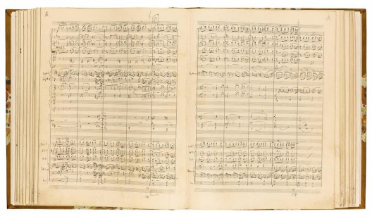 SOTHEBY'S TO SELLTHE ONLY SURVIVING AUTOGRAPH MANUSCRIPTOFRACHMANINOV'S CELEBRATEDSECOND SYMPHONY IN E MINOR