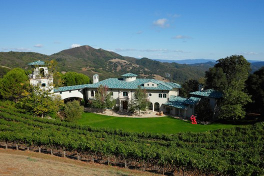 Robin Williams Relisted His Napa Valley Estate For $29,9 Million