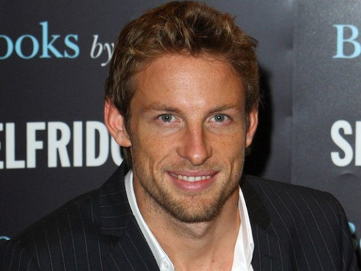 Popular F1 pilot Jenson Button signed a contract with Rolls-Royce