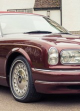 Rolls-Royce Corniche With Chassis Number 001 At Auction