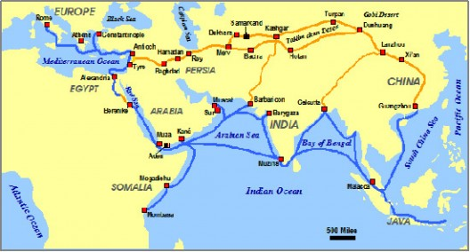 Experience Silk Route Journey For $70,000