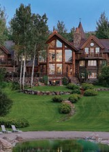Singing Trees – Magnificent Lakefront Estate in Wyoming on Sale for $18,9 Million