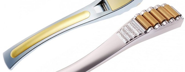 Japan's Top Beauty Secret: Slim Cera's Luxurious 24 Karat Gold Facial Roller