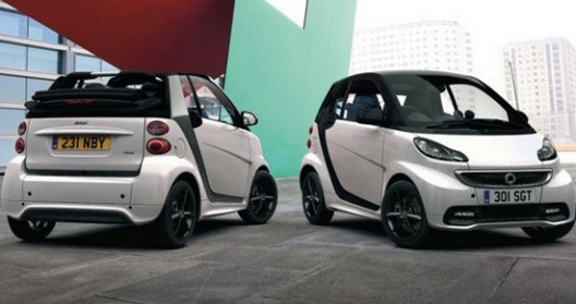 Smart ForTwo Grandstyle Special Edition