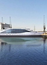 Sunborn Luxury Floating Hotel In London