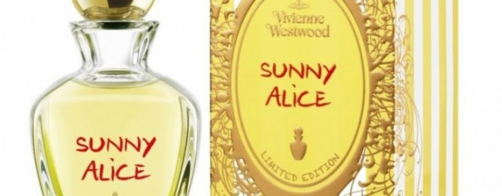 Vivienne Westwood Launches New Fragrance Sunny Alice