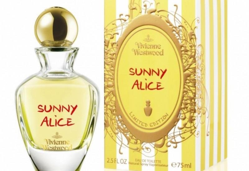 Vivienne Westwood Unveils Sunny Alice Fragrance