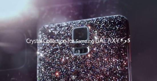 It's Time for Galaxy S5 to Get a Crystal Collection Edition