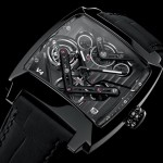 New Tag Heuer Monaco V4 Tourbillon Watch