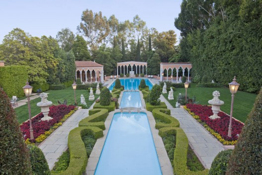 The Beverly House, on a six-acre compound in Beverly Hills, is listed for sale at $135 million or for lease at $600,000 a month