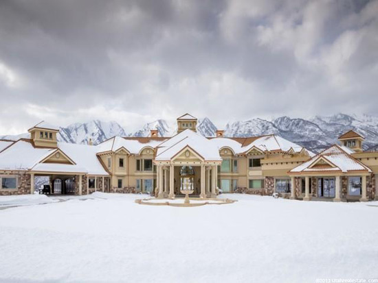 Utah's Magnificent Mountain Estate on Sale for $35 Million