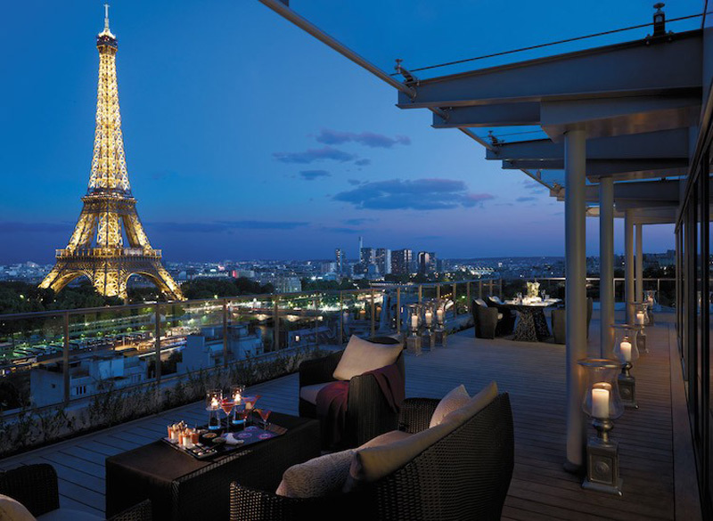Get Box Seats at the Philippe-Chatrier Court for the French Open With Shangri-La Paris