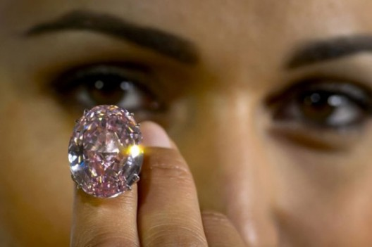 Sotheby's plans auction of huge yellow diamond in May