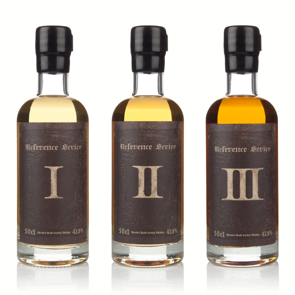 Reference Series: The First Educational Whisky