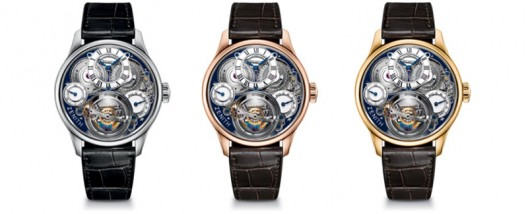 Zenith Academy Christophe Colomb Hurricane Revolución watches pays tribute to South America's three iconic revolutionaries