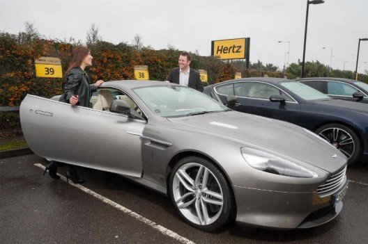 The Hertz Corporation, the world's leading general use car rental brand has launched its Dream Collection in the U.K. at its London Marble Arch and Heathrow Airport locations.