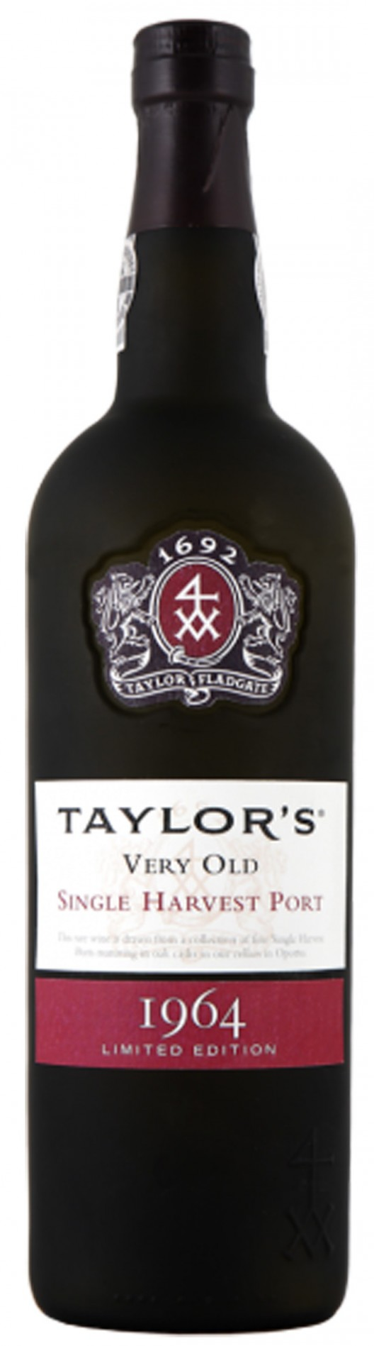 Taylor Fladgate Debuts Limited Edition 1964 Single Harvest Tawny Port