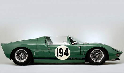 Ford GT40 Roadster Prototype Could Set World Record at RM Auctions' Monterey Sale