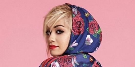 Rita Ora designing for Adidas