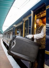 Rovos Rail and The Blue Train for Ultimate Africa Safaris
