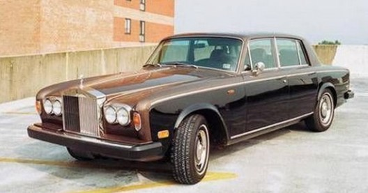 Andy Warhol's Rolls Royce Silver Shadow At Auction