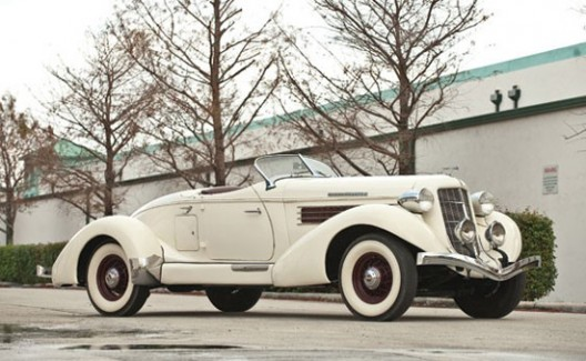 Auctions America Announces Early Highlights for its Annual Auburn Fall Event