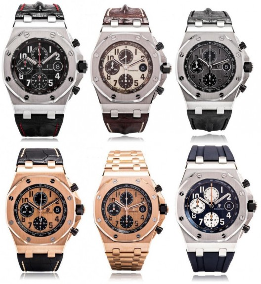 Audemars Piguet Royal Oak Offshore 2014