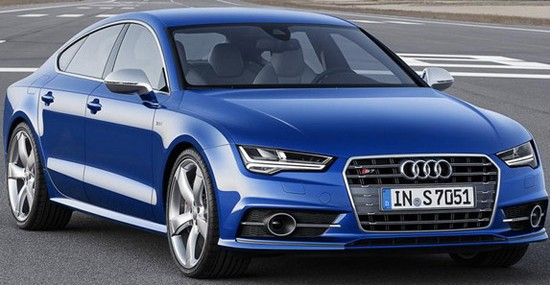 Redesigned Audi A7 / S7 Sportback