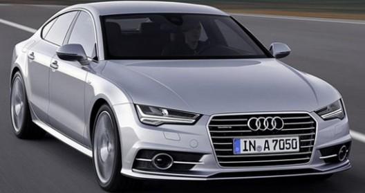 Redesigned Audi A7 / S7 Sportback