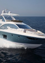 New Azimut 50-foot  Flybridge Comes Next Month