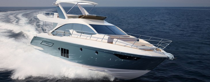 Flybridge Collection: Azimut 50All the appeal of an Azimut in 15 metres