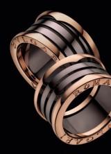 Bulgari Celebrates 130 Years of Rich History with B.zero1 Roma Ring