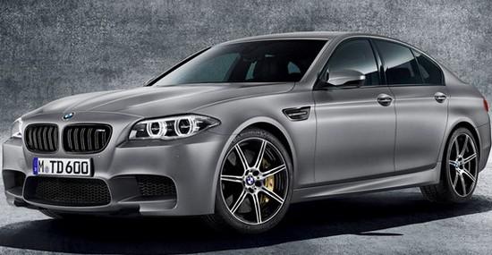 BMW 30 Jahre M5 Specila Edition