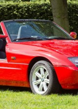 Desirable BMW Z1 At Silverstone Auctions