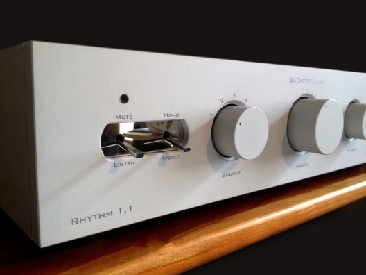 Your Music Becomes Live with Backert Labs' Rhythm 1.1 Preamplifier