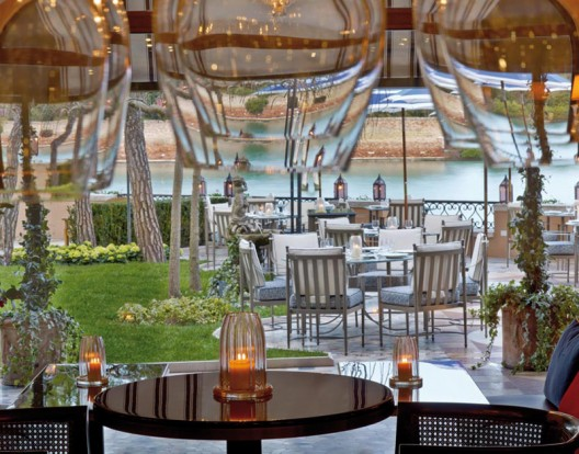 Adam Tihany-Designed Oro Restaurant Opens With Michelin-Starred Executive Chef Davide Bisetto