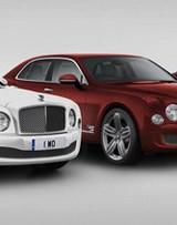 Bentley Mulsanne 95 Limited Edition