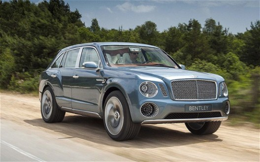 Bentley Will Create World's Most Powerful and Luxurious SUV