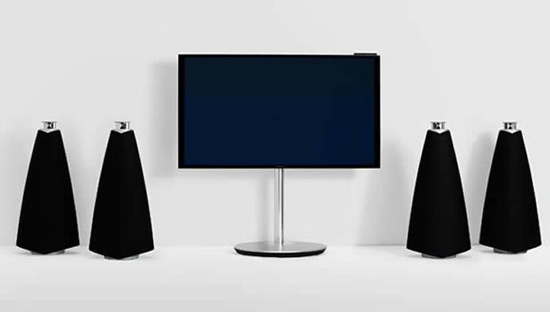 Bang & Olufsen introduces BeoLab 20 wireless floor standing speaker