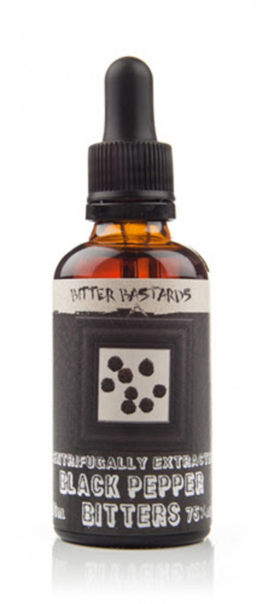 Bitter Bastards! Cocktail Bitters Made with Centrifugal Force