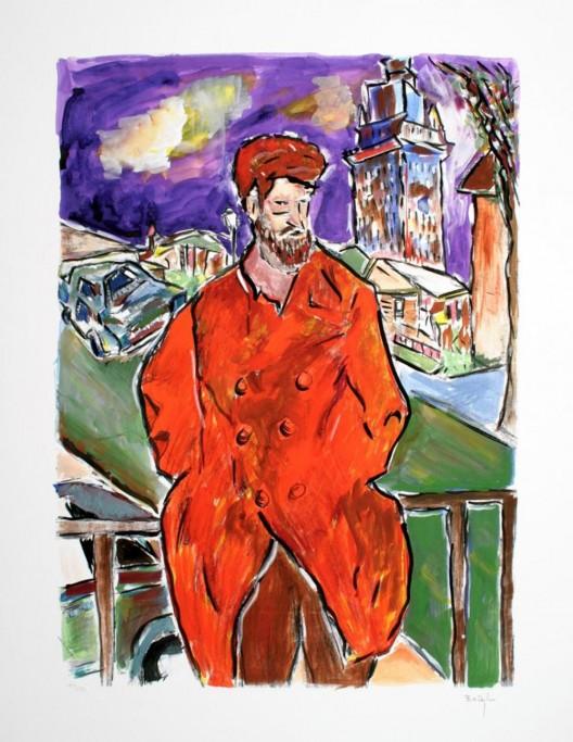Bob Dylan's Paintings Debuts in New York