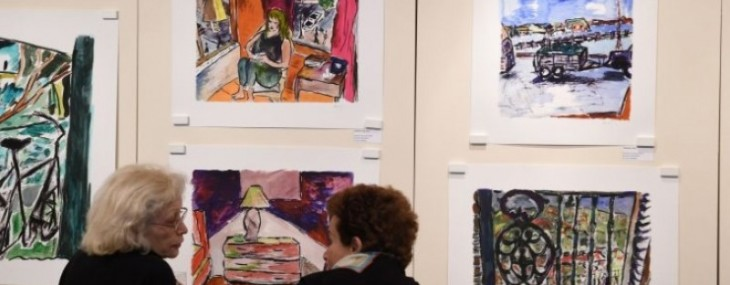Bob Dylan's Paintings Debuts in New York