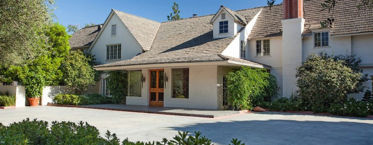 Bob Hope's House in Toluca Lake on Sale for $27,5 Million