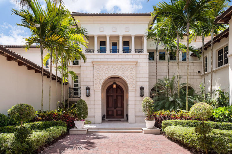 The Palatial Bell-Estate in Boca Raton