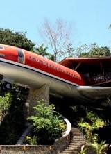 Boeing 727 Fuselage Suite – Part of the Costa Verde Resort